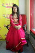 Kanika Tiwari Photos at Radio Mirchi-thumbnail-12