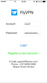vpn-account