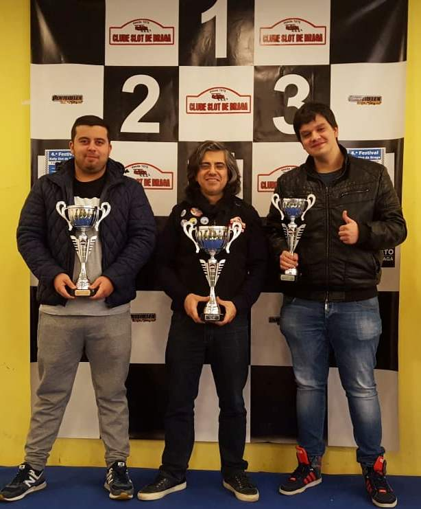 Campeonato Regional de Rally Slot 2019