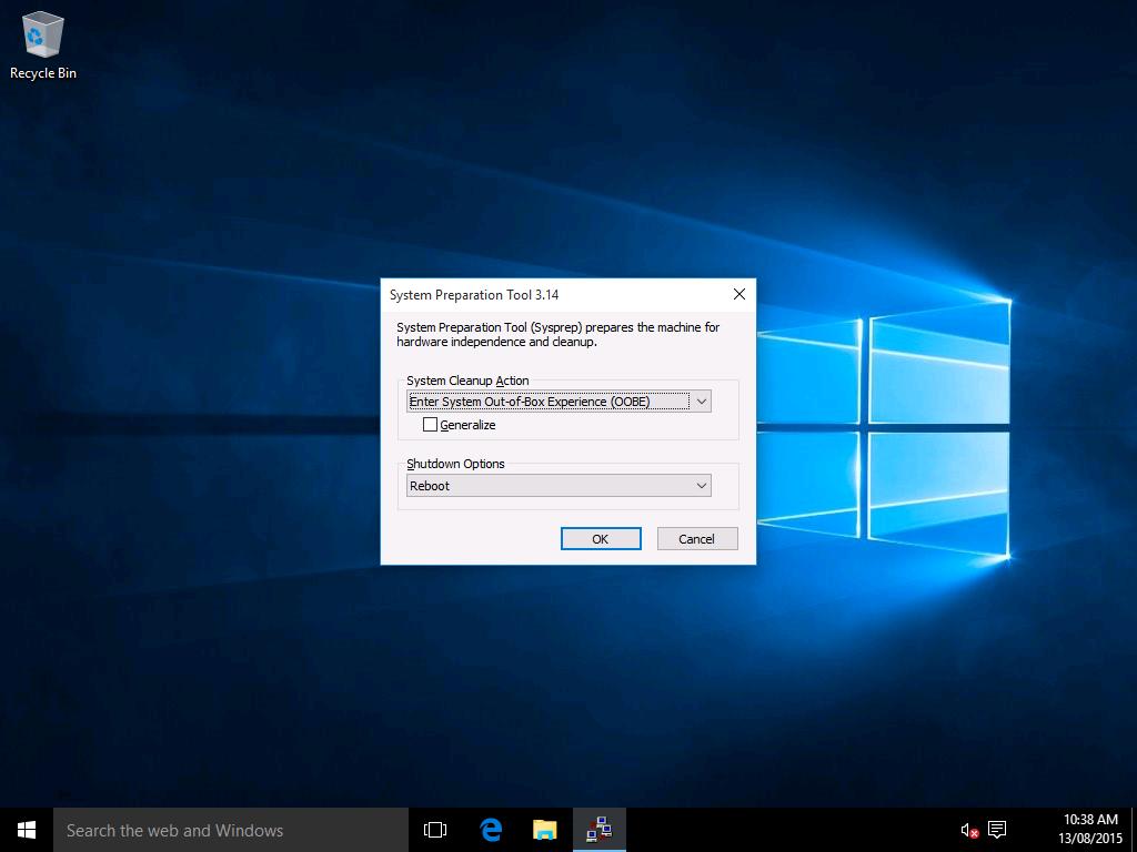 Win Auditmode on Windows 10 Product Key Tool