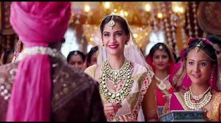 Sonam Kapoor in Anamika khanna's dress in PRDP