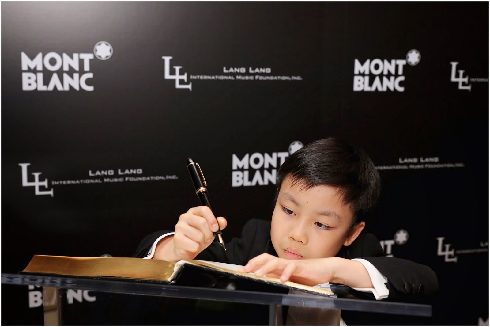 00O00 Menswear Blog: Montblanc and The Lang Lang International Music Foundation Inaugural Gala June 2013