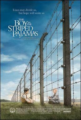 The boy in the striped pyjamas (El niño con el pijama de rayas) (2008) Español Latino