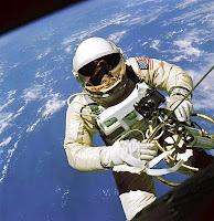 Astronauta no Espaço - NASA
