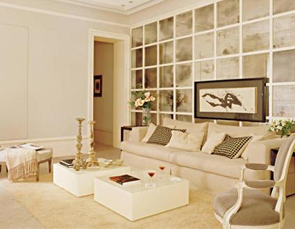 Casas y estilos espejos refleja tu ser y estilo de casa for Espejos para salon comedor