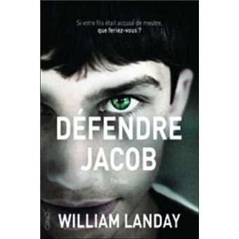 Défendre Jacob de William Landay