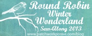 winter wonderland SAL