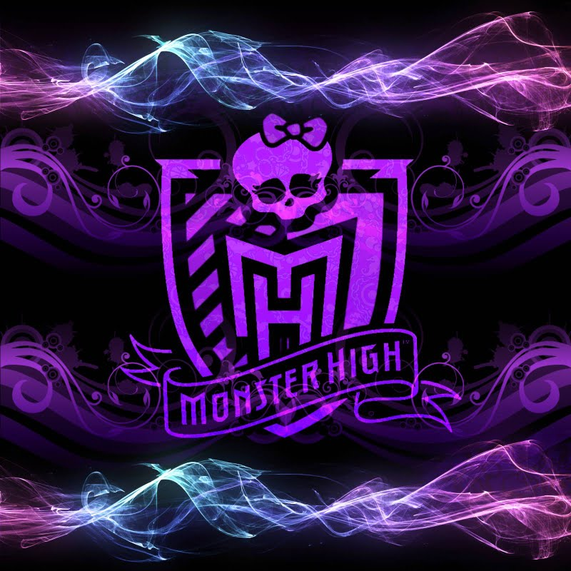 W arte pop banner e backgrounds monster high - Monster high youtube ...