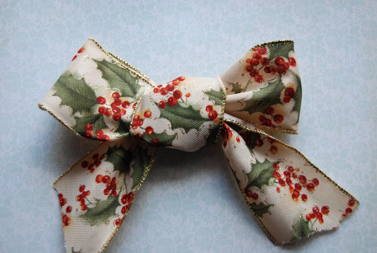 Delipapel lazos anchos para decorar el rbol coronas de - Lazos de navidad para el arbol ...