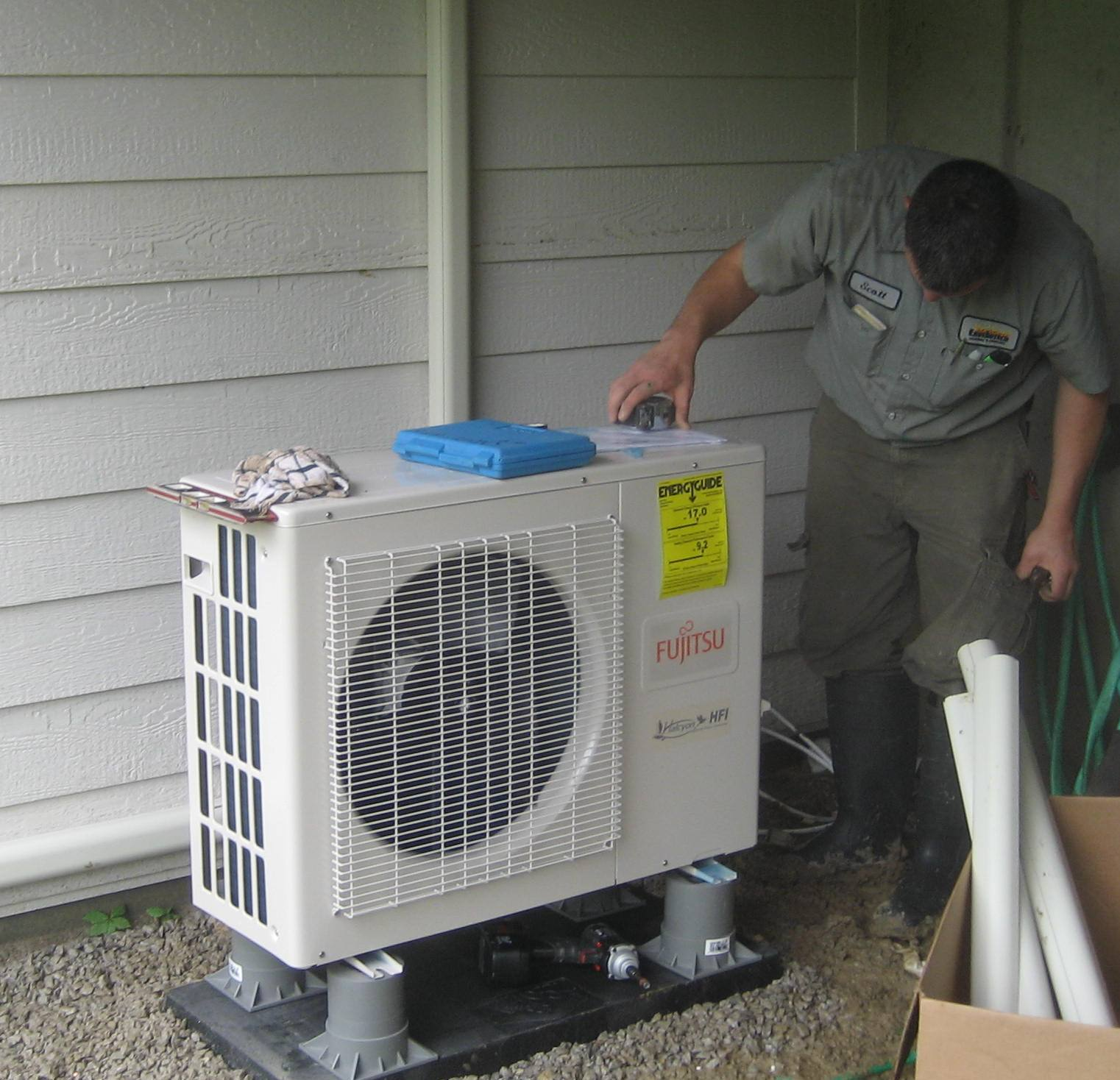 Comfort & Energy Consultant: Comfort Tip  Mini Split A/C & Heat P  #81664A