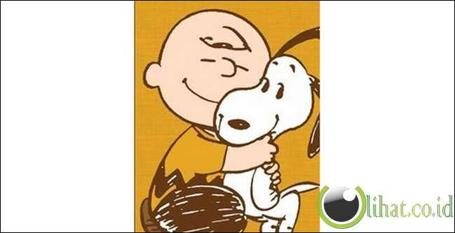 Charlie Brown dan Snoopy
