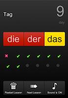 Praticando o gênero em alemão