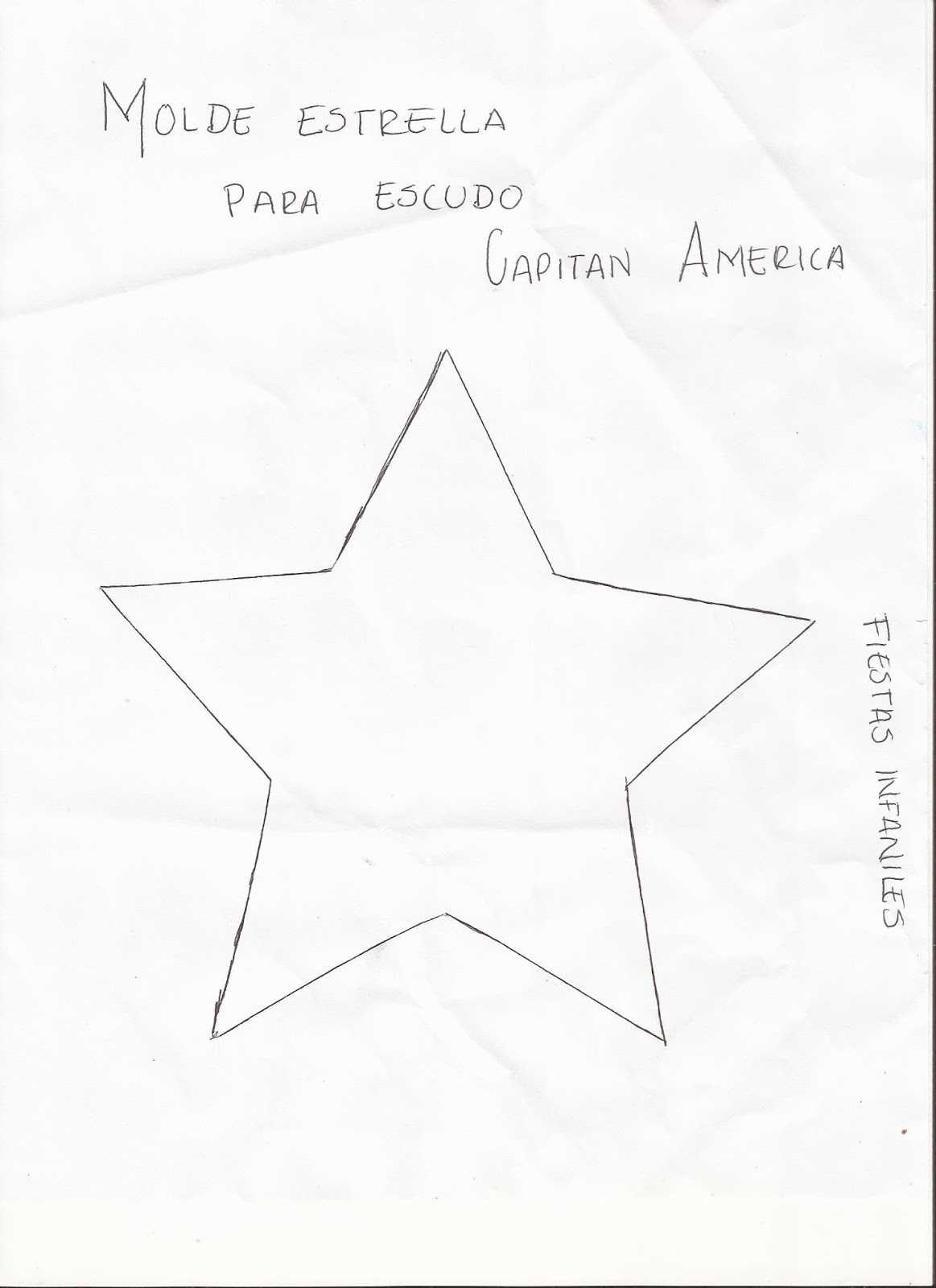 Fantástico Capitán América Para Colorear Escudo Imagen - Enmarcado ...