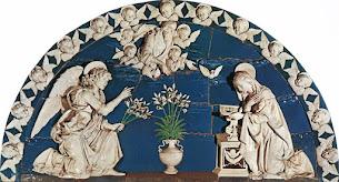 The Joyful Mysteries – The Annunciation, Part II – Enter A Dove