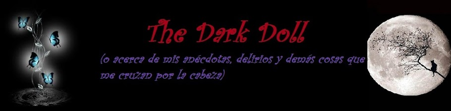 The dark doll