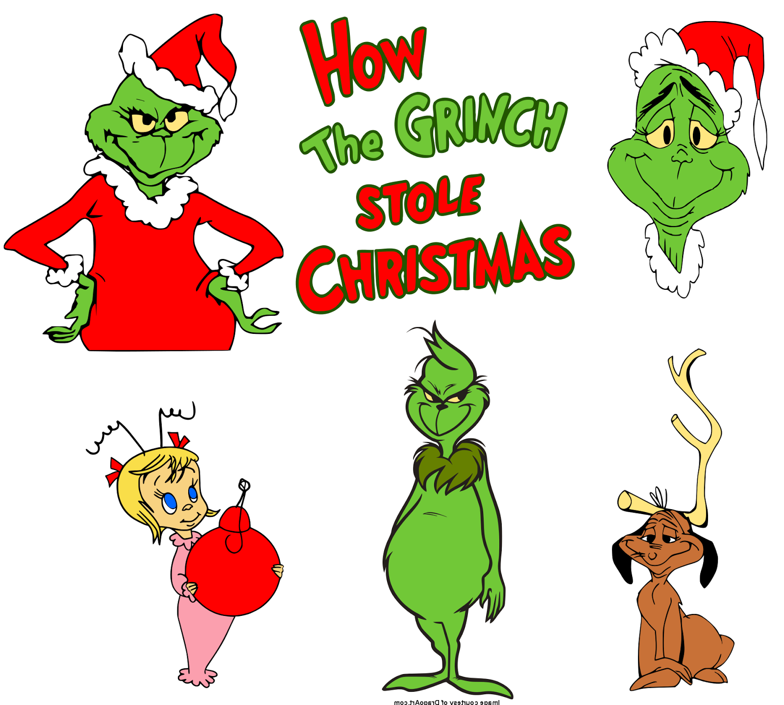 Dr Seuss Grinch Printables | Search Results | Calendar 2015