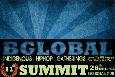 BABALUKU DISCUSSES B-GLOBAL GATHERINGS & UG HIP HOP