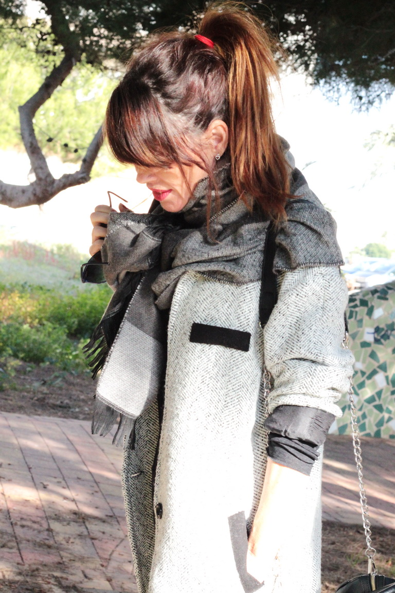 Abrigo Sheinside, looks invierno, style, streetstyle, fashion blogger