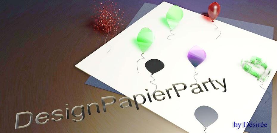 DesignPapierParty