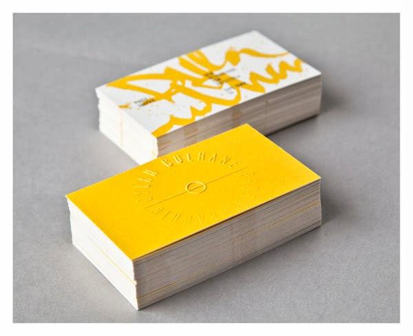 50 Elegant Embossed Business Cards Jayce o Yesta