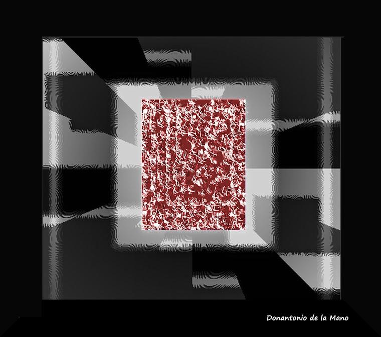 Colagem Azulejo Neutro e Cubos