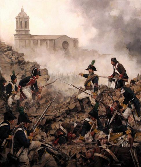 La 7ª División de Zaragoza está reclutando! Ferrer-Dalmau_Toma+de+Gerona
