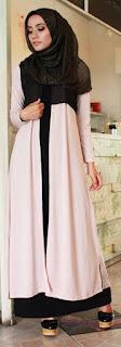 Dress Muslim Cardigan