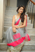 Shraddha das Latest Photos in Saree-thumbnail-17