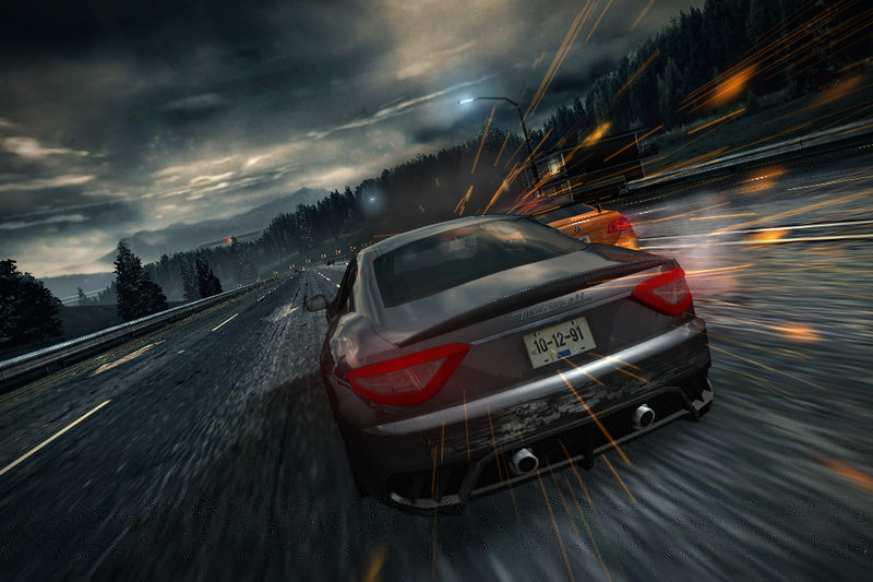 Need for Speed Most Wanted SKIDROW