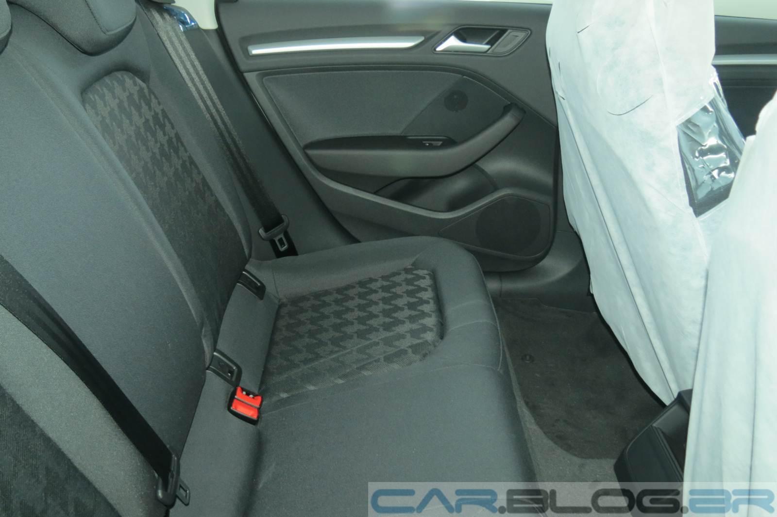 Audi A3 Sedan 1.4 Attraction - interior