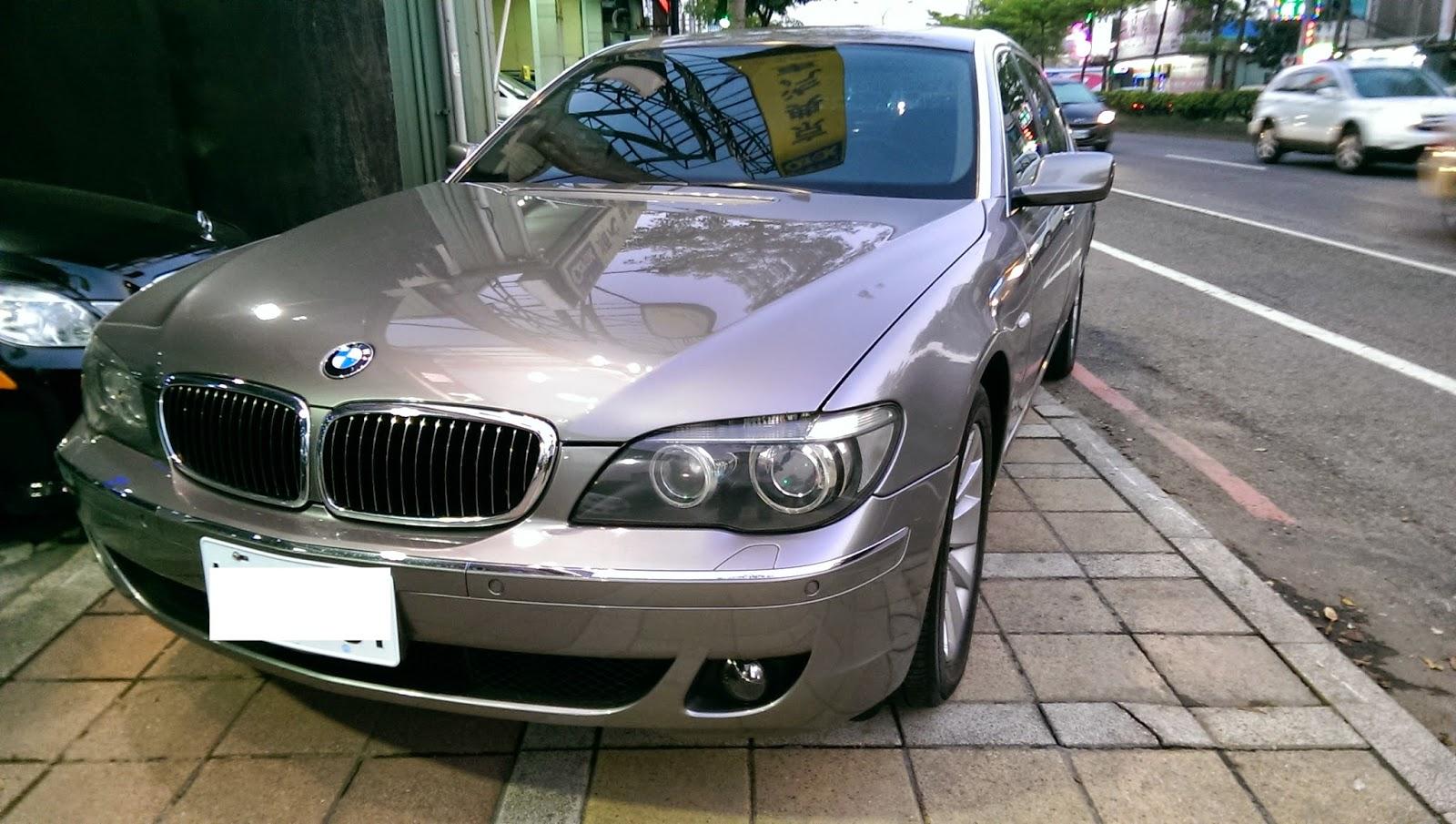 正2006年 總代理 BMW E66 740LI 長軸豪華版
