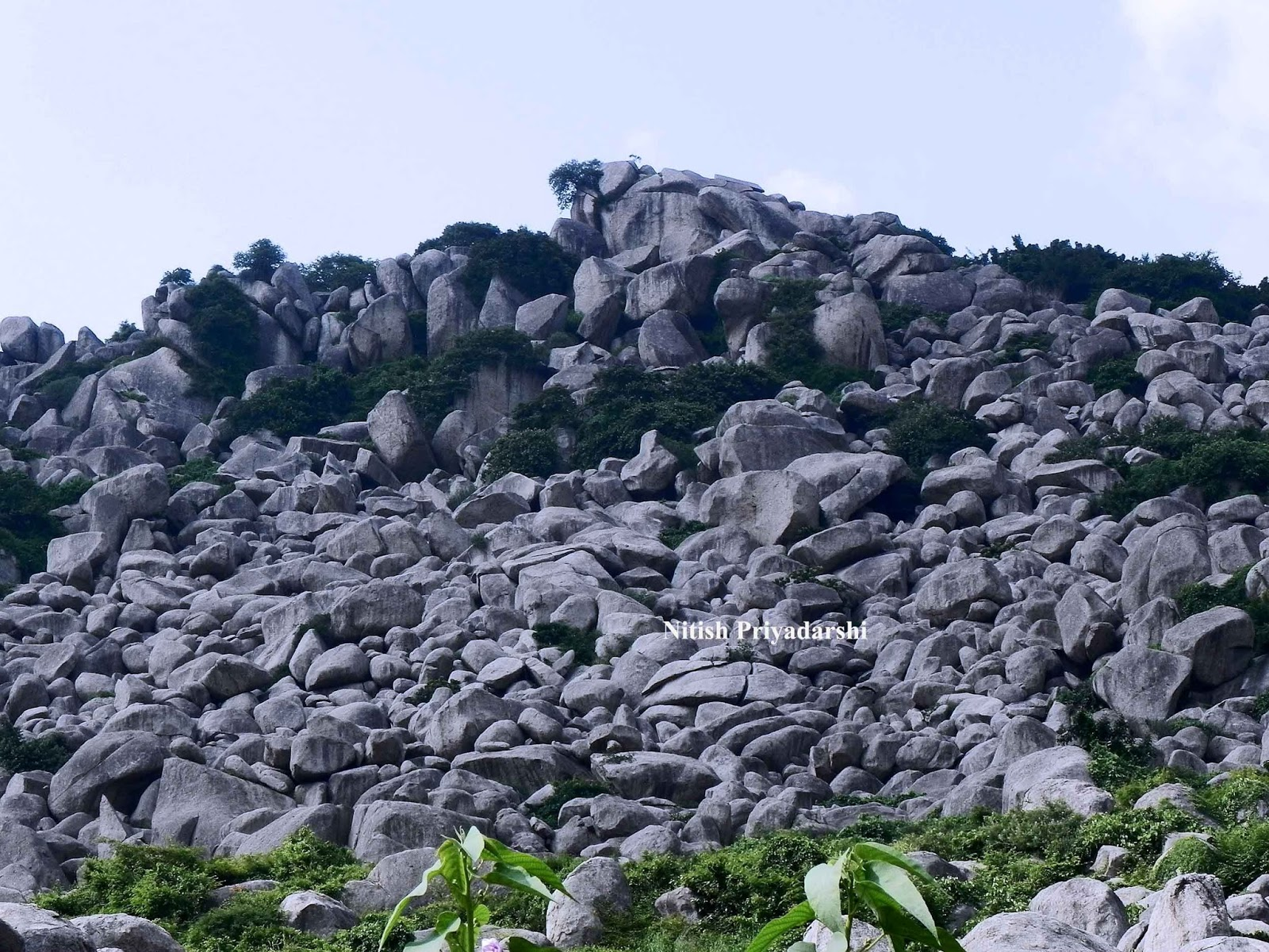 Environment and Geology: A visit to Barabar caves near ...