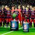 Barcelona chega aos 180 gols em 2015, e coroa ano perfeito.
