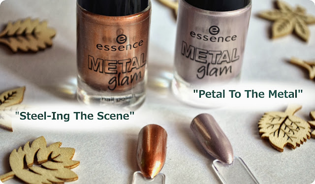 Haul - essence METAL GLAM LE Nagellacke