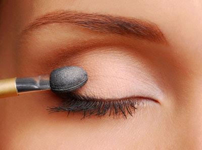 como maquillar los ojos la manera mas facil de colocar sombra en los ojos
