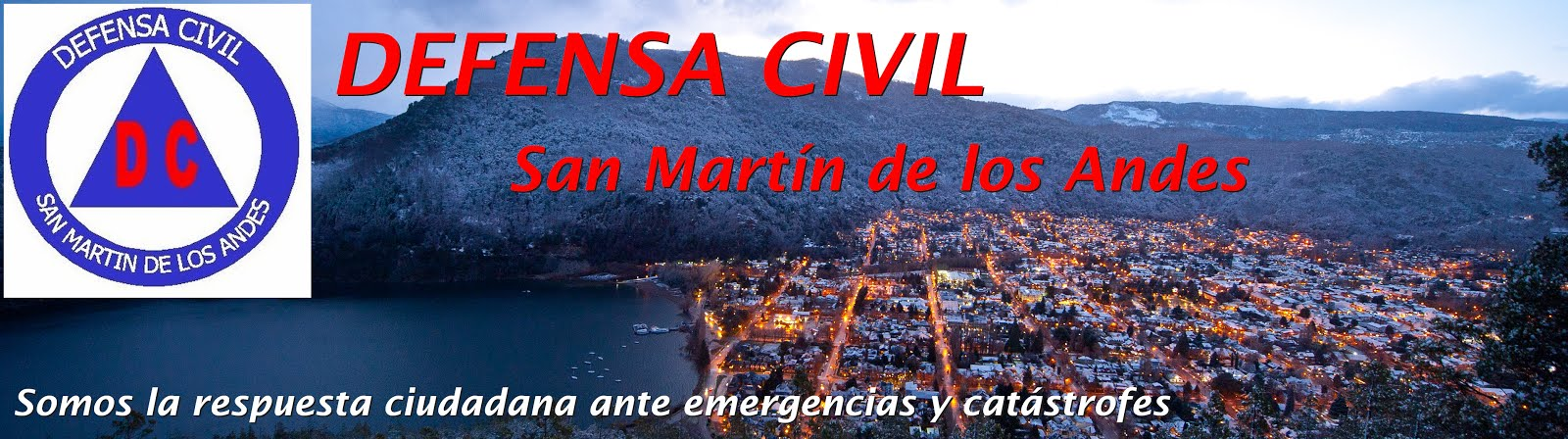 Defensa Civil San Martín de los Andes