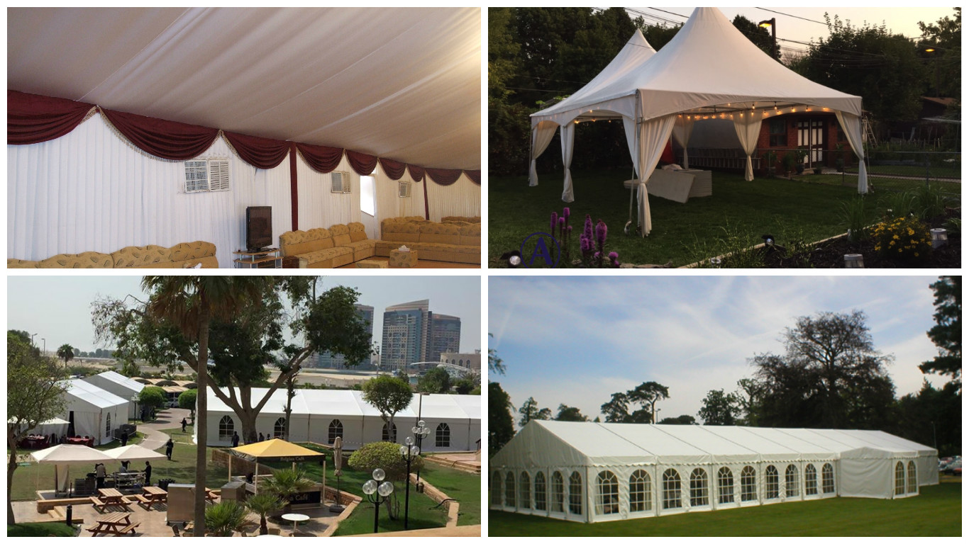 Rental Tents In UAE | Tent Rental In UAE
