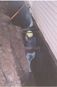 Barrie Exterior Foundation Waterproofing Contractors in Barrie dial 1-800-334-6290