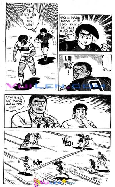 Jindodinho - Đường Dẫn Đến Khung Thành III  Tập 23 page 7 Congtruyen24h