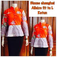 Blouse Batik DBT 4054