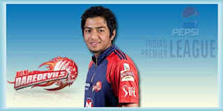IPL DD Squad Players Unmukt Chand IPL Profile and IPL Wallpapers