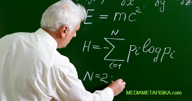 Mencari Rumus Tuhan? pembahasan sederhana antara sains dan budaya