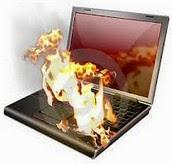 Cara Mengatasi Laptop/Komputer Yang Mudah Panas Dan Sering Mati Mendadak