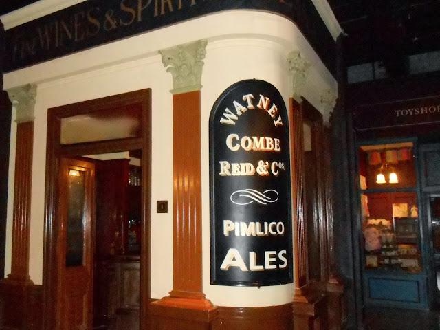 Museum of London - Pub