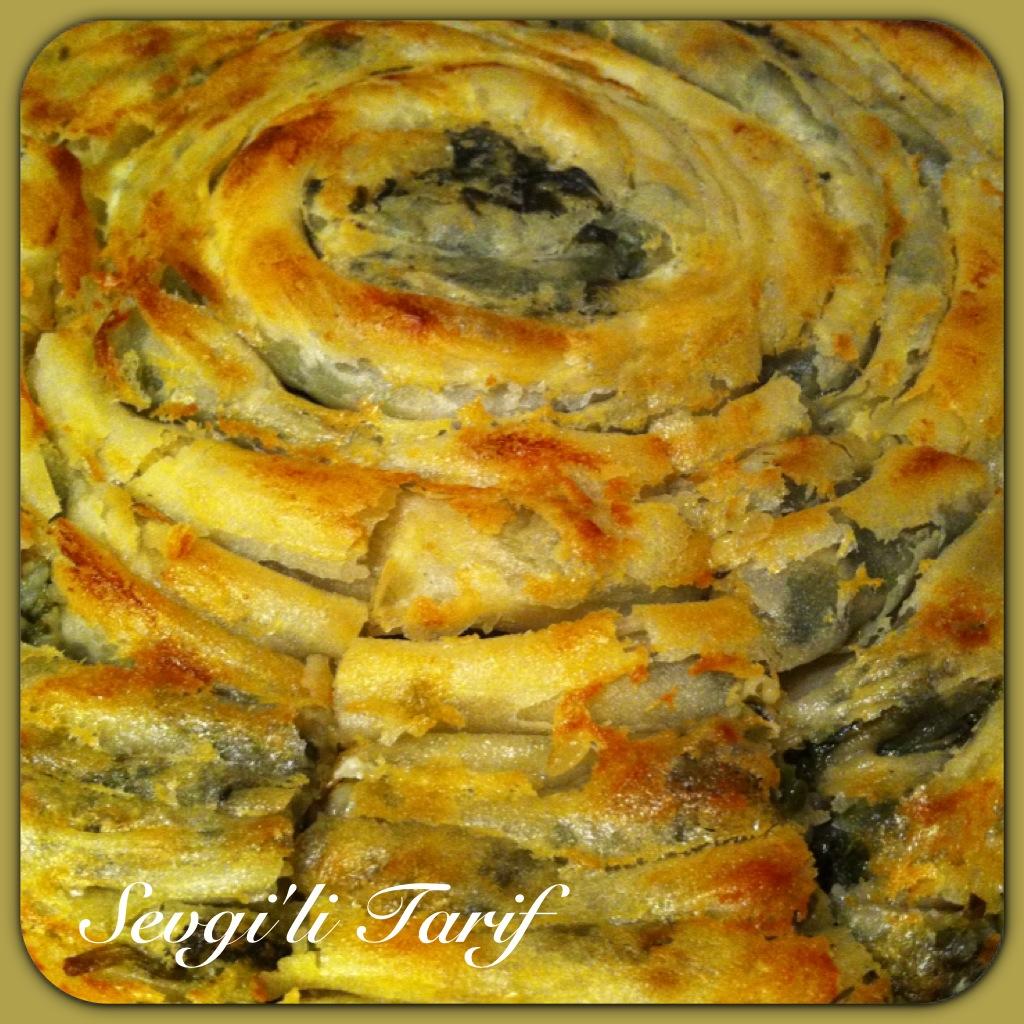 El Açması Boşnak Böreği Tarifi