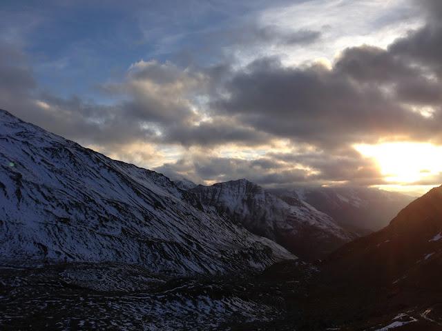 mit Strich und Faden |Keschhütte ob Bergün Graubünden Schweiz