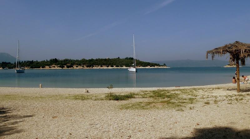 Fanari Beach Meganisi