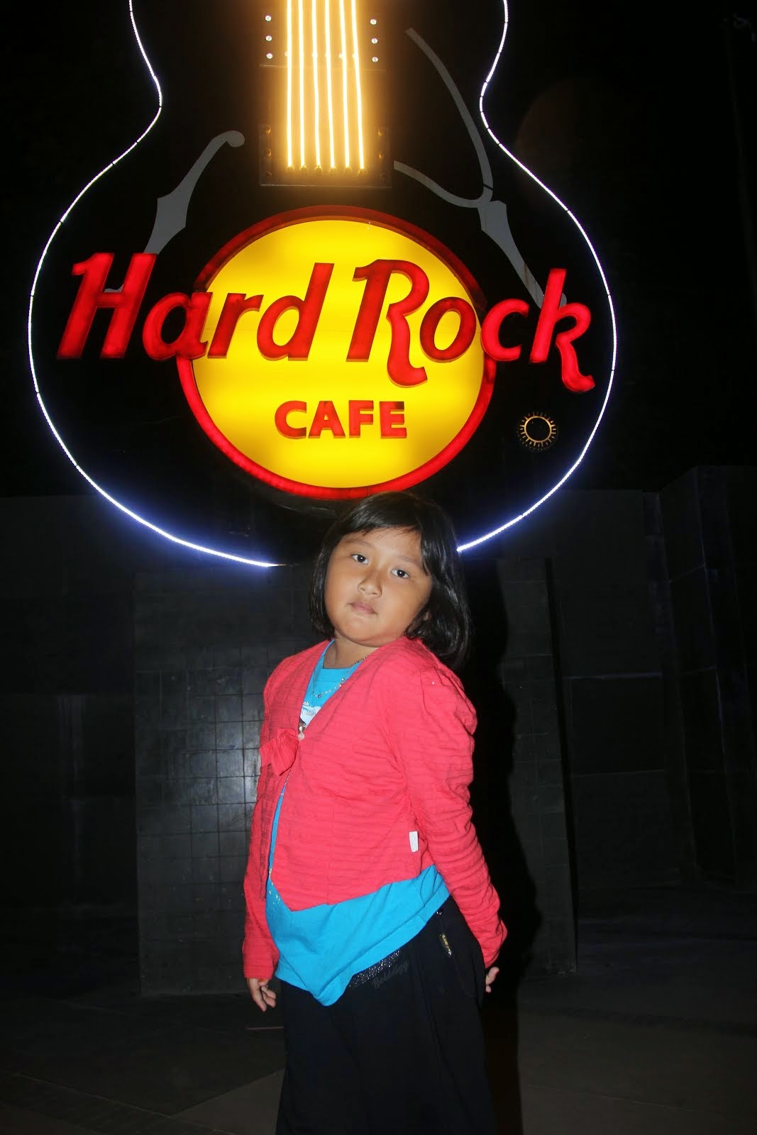 Hard Rock Bali-May 2014