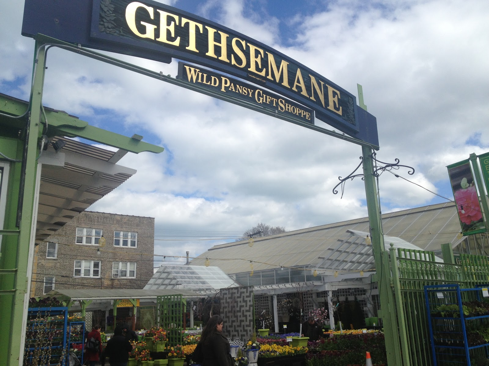 Gethsemane Garden Center