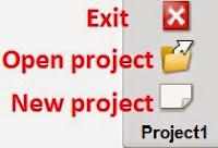Lego Wedo Project tab